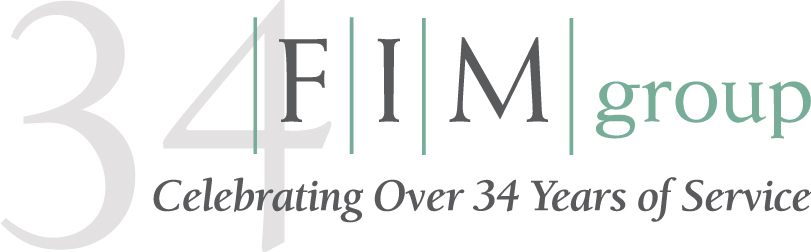 FIM Group Logo Celebrating Over 34 Years of Service