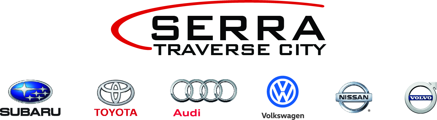 Serra Traverse City Logo with Brands