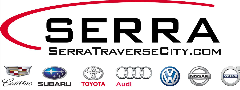 Serra Cadillac Logo