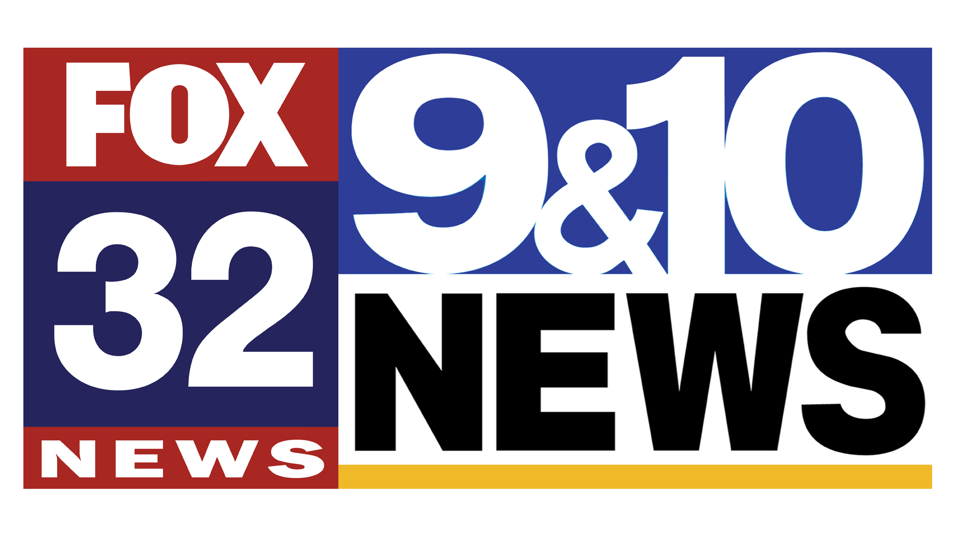 Fow 32 News 9 and 10 News Logo