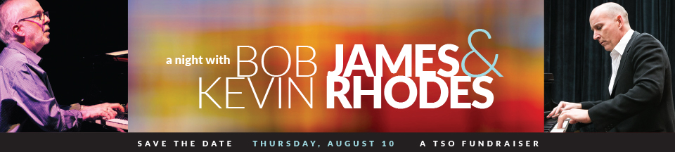 A Night with Bob James & Kevin Rhodes