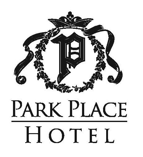 Park Place Hotel Vertical Black Logo - 2017