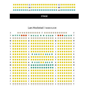 Lars Hockstad Seating Chart for Website