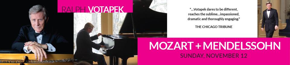 Nov 2017 – Mozart + Mendelssohn