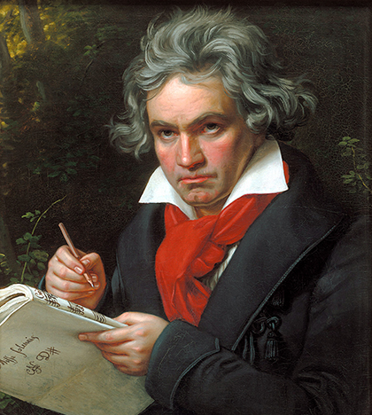 The Intimate Beethoven