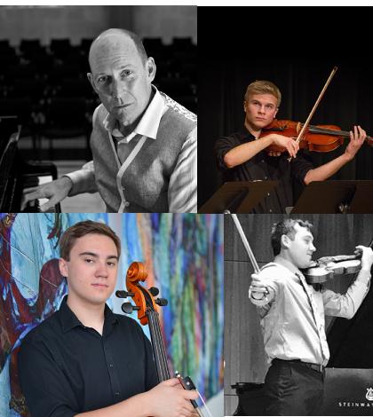 Rhodes + Viridian String Trio