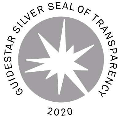 GuideStar 2020 Silver Seal of Transparency