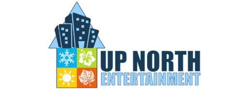 Up North Entertainment Logo
