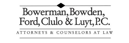 Bowerman, Bowden, Ford, Clulo & Luyt, P.C. Logo