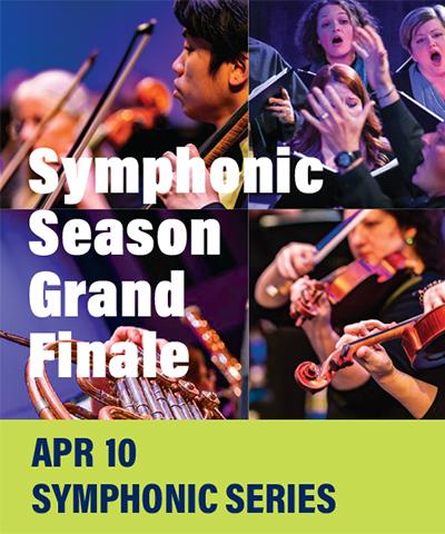 Symphonic Season Grand Finale