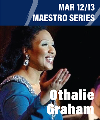 Maestro Series: Othalie Graham