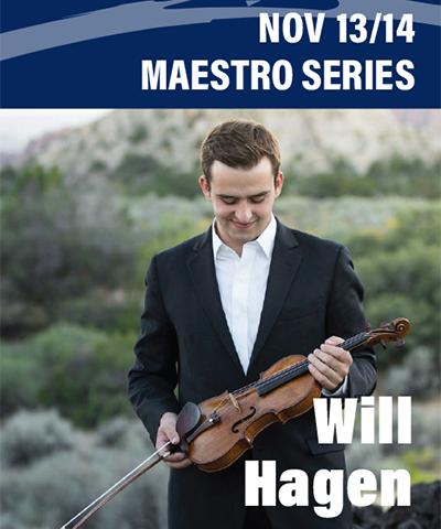 Maestro Series: Will Hagen