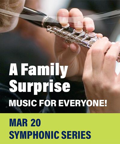 A Family Surprise